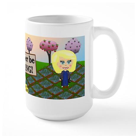 Farmville Mug Large Mug