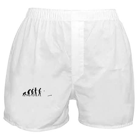 Evolution of Cornhole Boxer Shorts