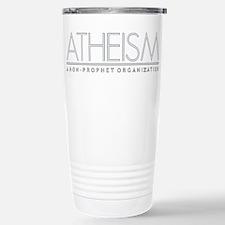 Atheism Stainless Steel Travel Mug