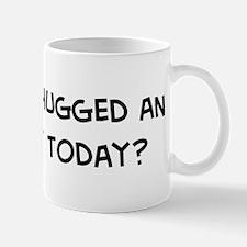 Hugged an Old Lady Mug