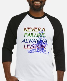 2-NEVER A FAILURE copy Baseball Jersey