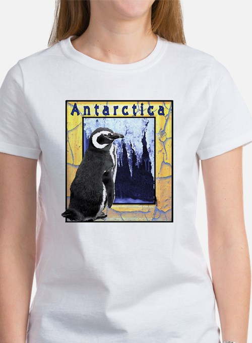 Antarctica Penguin Women's T-Shirt