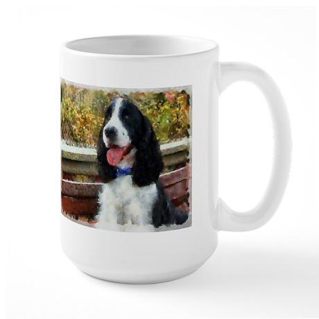 Large Mug ENGLISH SPRINGER SPANIEL