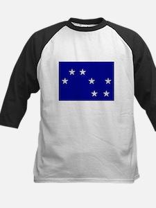 Starry Plough Kids Baseball Jersey