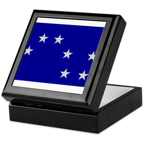 Starry Plough Keepsake Box