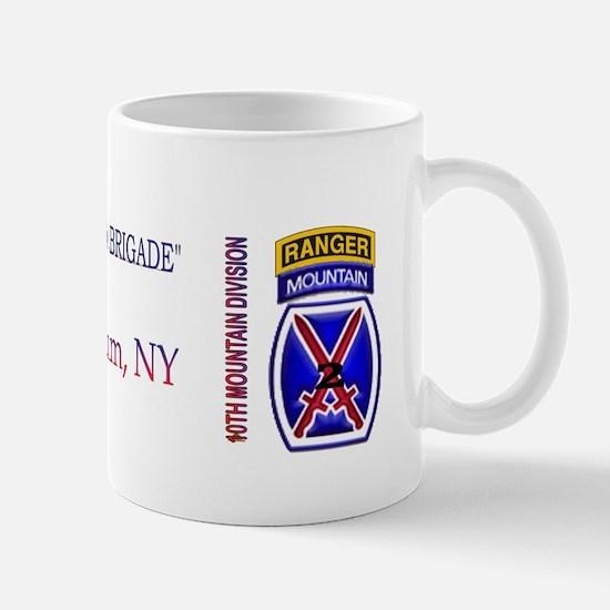 10th Mount Div 2BCT Mug