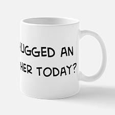 Hugged an Oceanographer Mug