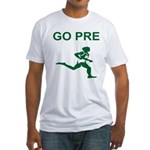 GO PRE Fitted T-Shirt