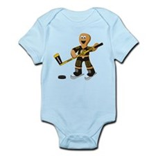Hockey Boy Infant Bodysuit