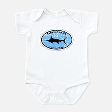 Islamorada FL - Oval Design Infant Bodysuit