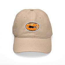 Islamorada FL - Oval Design Cap
