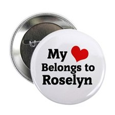 My Heart: Roselyn Button