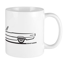 1966 Ford Thunderbird Convertible Mug