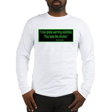 HANNIBAL QUOTE Long Sleeve T-Shirt