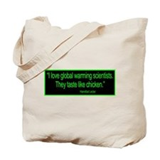HANNIBAL QUOTE Tote Bag
