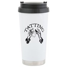 Tatting Travel Mug
