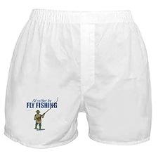 Fly Fishing Boxer Shorts