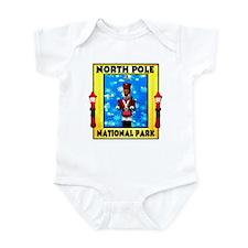 North Pole National Park Infant Bodysuit