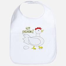 Got Chickens? Bib