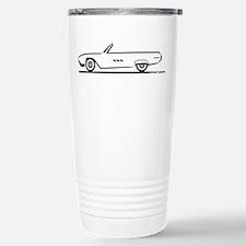 1963 Ford Thunderbird Convertible Travel Mug