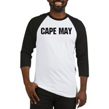 Cape May, New Jersey Baseball Jersey