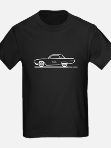 1963 Ford Thunderbird Hardtop T