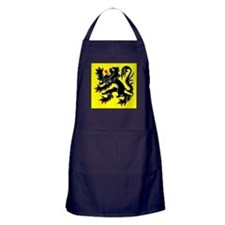 Lion of Flanders Apron (dark)