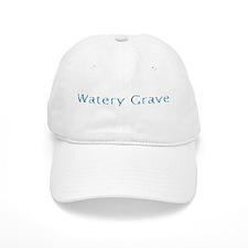 Watery Grave Baseball Baseball Cap