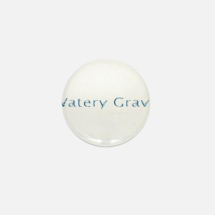 Watery Grave Mini Button