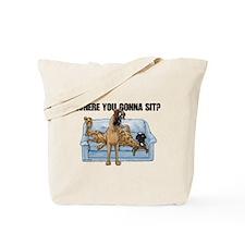 NBrNF Where RU Tote Bag