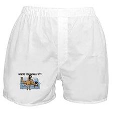 NBrNF Where RU Boxer Shorts