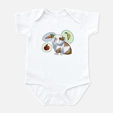 Wheeek, wheeeeek Infant Bodysuit