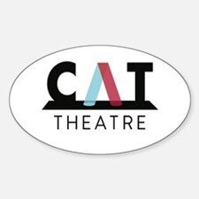 CAT Theatre Oval Decal