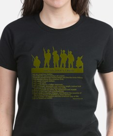 SOLDIER'S CREED Tee
