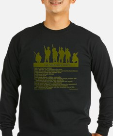 SOLDIER'S CREED T