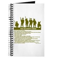 SOLDIER'S CREED Journal