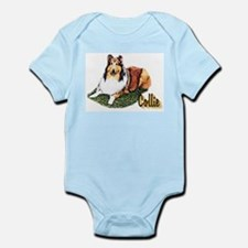 Rough Collie Gifts Infant Creeper