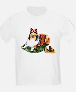Rough Collie Gifts Kids T-Shirt