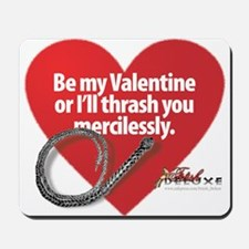 Dominatrix Valentine Mousepad