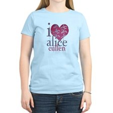 I heart alice cullen T-Shirt