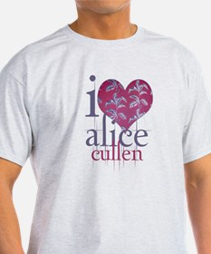I heart alice cullen T-Shirt