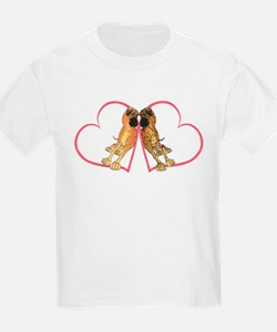 Two Hearts NF/NBr T-Shirt