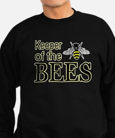 keeping bees Sweatshirt