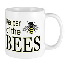 keeping bees Mug