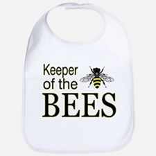 keeping bees Bib