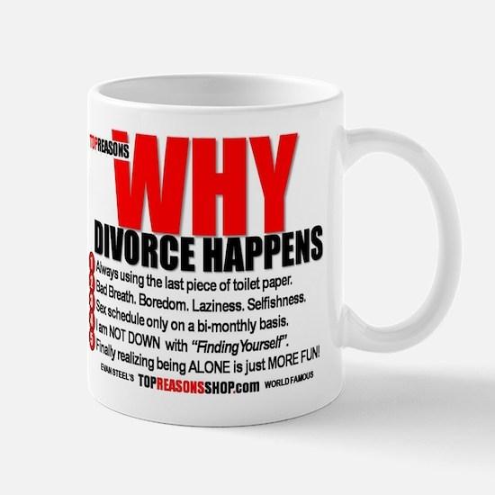Cute Divorce Mug
