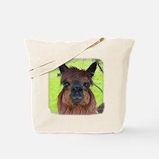 Cute Camelid Tote Bag
