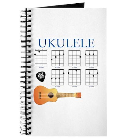 Ukulele 7 Chords Journal