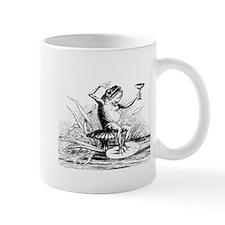 Frog with cocktail Mug