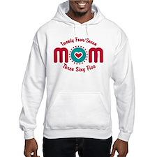 24-7-365 Mom Hoodie